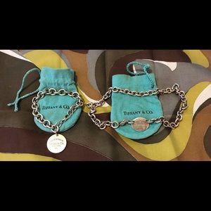 Gorgeous 💯 Authentic Tiffany & Co Set